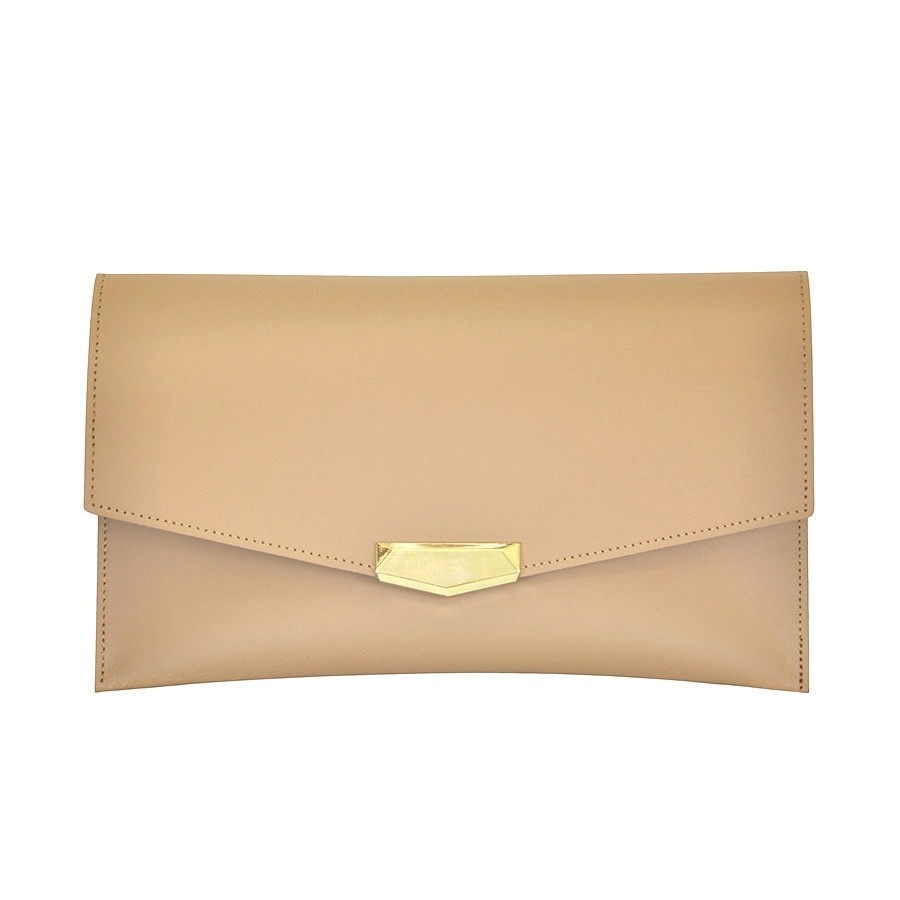 Leather Clutch cod.99219 Classic