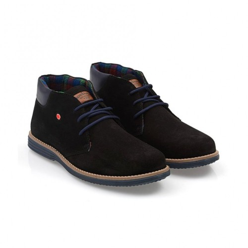 Men Leather Suede Shoes Robinson 1618