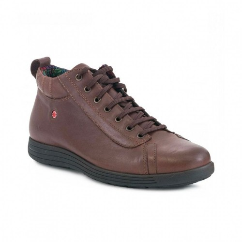 Men Leather Suede Shoes Robinson 1648