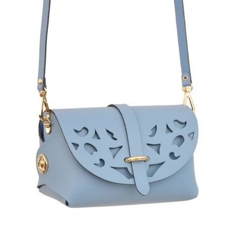 Leather Bag cod.99160 «My Passport - Cutout - Strip on Top»