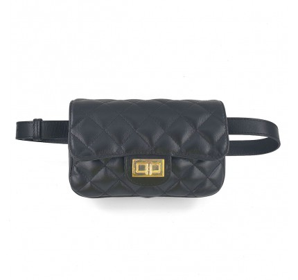 Leather Waist Pack Code.013