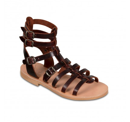 Women Leather Sandals Iris 101
