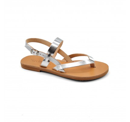 Women Leather Sandals Tsakiris 1069