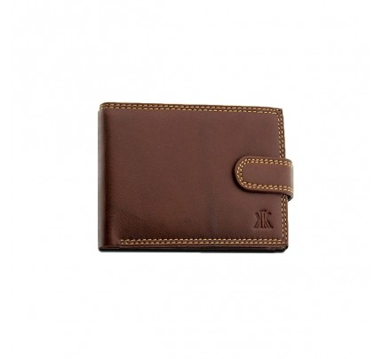 Man Leather Wallet Kappa 1347L