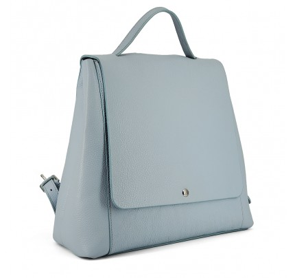 Leather Backpack Code.1414
