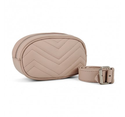 Leather Waist Pack Code.1426