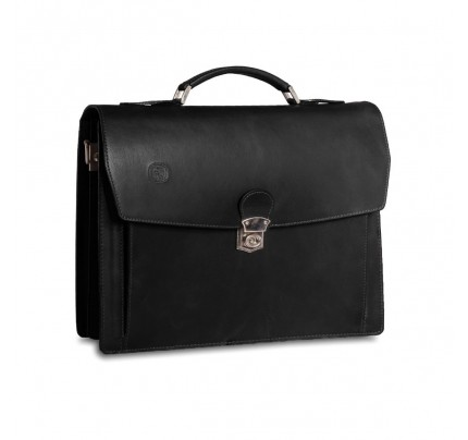 Leather Briefcase Gregory 1600