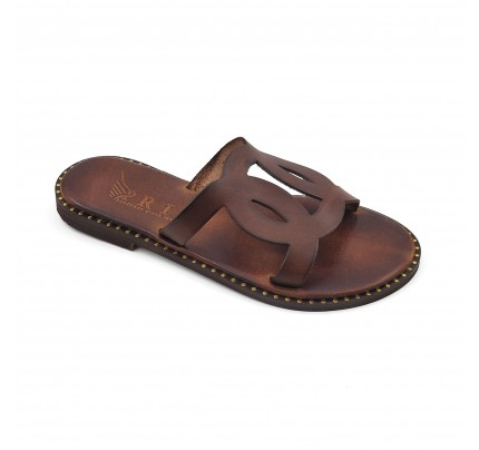 Women Premium Quality Leather Sandals Iris 20/8 PR