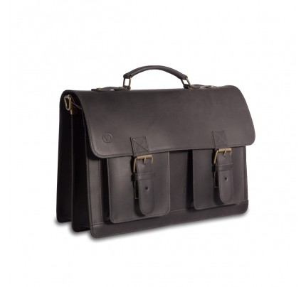 Leather Briefcase Gregory 329