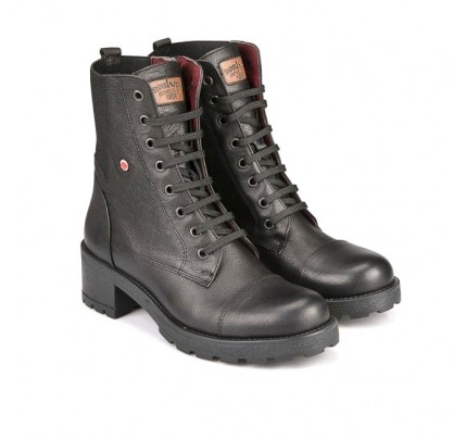 Women Leather Booties Robinson 3415