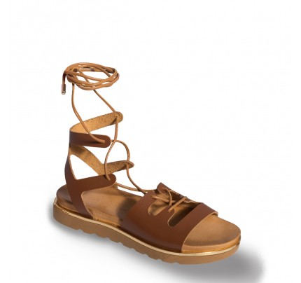 Women Leather Sandals Robinson 4161