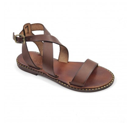 Women Premium Quality Leather Sandals Iris 7/20 PR