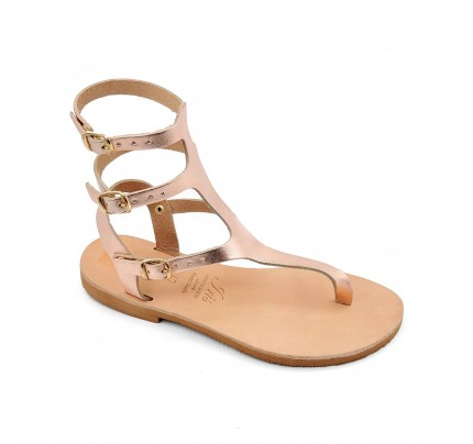 Women Leather Sandals Iris 7/7