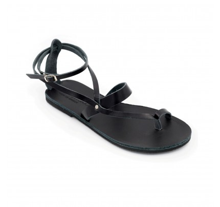 Women Leather Sandals Klimatsakis 740