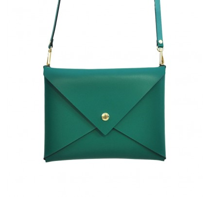 Leather Clutch cod.99250 New Message