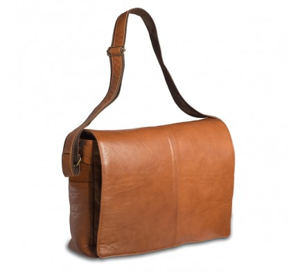 Leather Briefcase Gregory A602