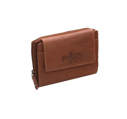 Woman Leather Wallet Chesterfield C08.017231