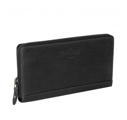 Woman Leather Wallet Chesterfield C08.017600