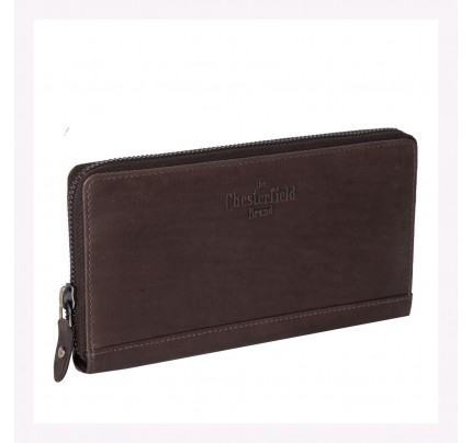 Woman Leather Wallet Chesterfield C08.017601