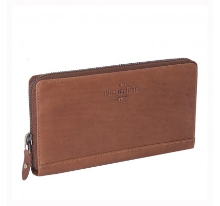 Woman Leather Wallet Chesterfield C08.017631