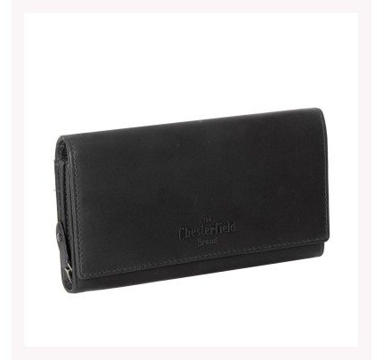 Woman Leather Wallet Chesterfield C08.017800