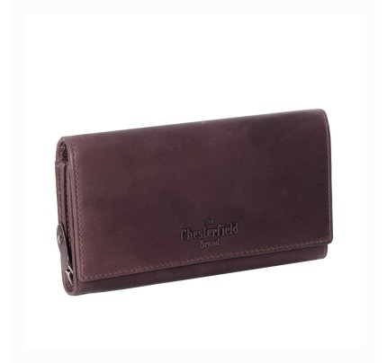 Woman Leather Wallet Chesterfield C08.017801