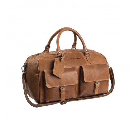 Leather Travel Bag Chesterfield Wesley C20.001531