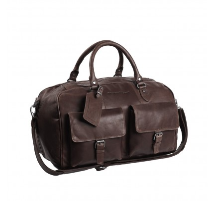 Leather Travel Bag Chesterfield Wesley C20.001501