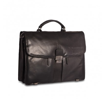 Leather Briefcase Chesterfield C48.012800.161