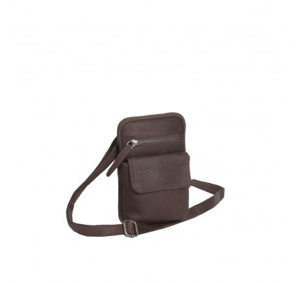 Leather Shoulder Bag Chesterfield C48.182501