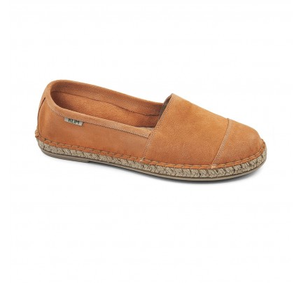 Women Leather Espadrilles E1 Klimatsakis