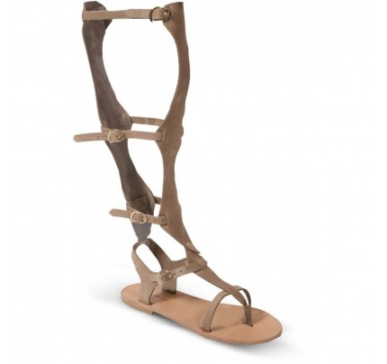 Women Leather Sandals Sparta 486