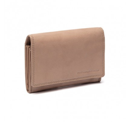 Woman Leather Wallet Chesterfield Maui C08.043506