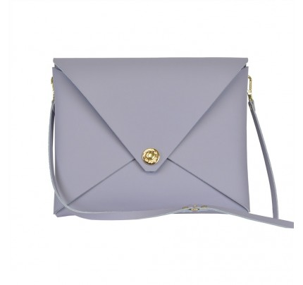 Leather Clutch cod.99231 New Message