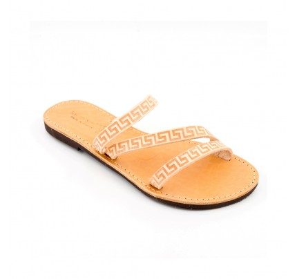Women Leather Sandals Tsakiris m19