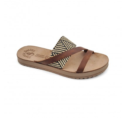Anatomic Women Leather Sandals Fantasy S8021 Paros