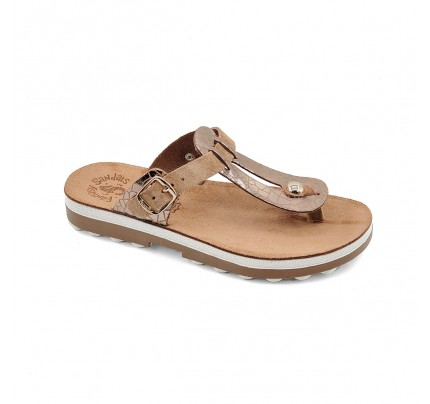 Anatomic Women Leather Sandals Fantasy S9004 Mirabella