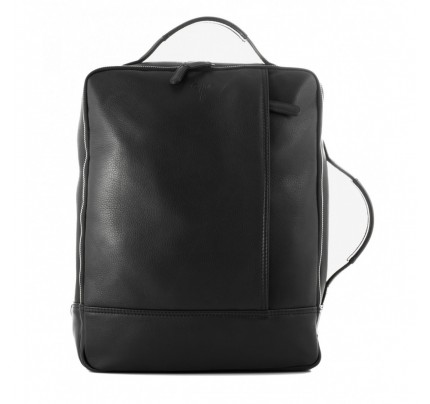 Leather Briefcase-Backpack Kion S-25